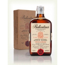 BALLANTINES SCOTCH WHISKY PET BOTTLE 50CL