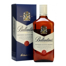 BALLANTINES FINEST WHISKY 1LT