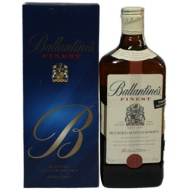 BALLANTINES FINEST SCOTCH WHISKY VERRE 50CL