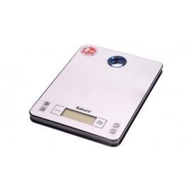 Silver Saturn Kitchen Scale (ST-KS7804)