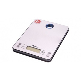 Silver Saturn Kitchen Scale (ST-KS7804)
