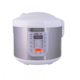 Clikon Stainless Steel Multi Cooker 700W