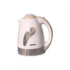 Bruhm 1.8 Litre Electric Kettle White