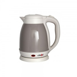 Clikon Steel Kettle 1.2 Ltr