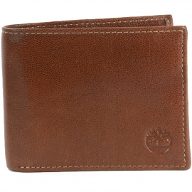 Timberland Leather Wallet Brown