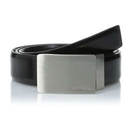 Ck Buckle  Men's Belt Black