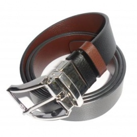 Ponikson Men's Belt-Black
