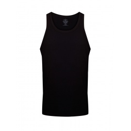 Calvin Klein Mens Vest Black