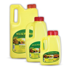 Mukwano Vegetable Oil 500g