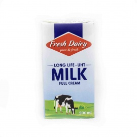 Jesa Long Life Full Cream Milk- UHT 500ml