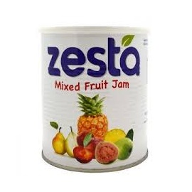 Zesta Mixed Fruits Jam 450g