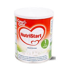 Cow and Gate Nutristart 1 Infant Formula