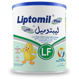 Liptomil Plus Lactose Free infant Milk 400g