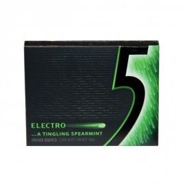 ELECTRO TINGLING Sugar MINT 12 STICKS