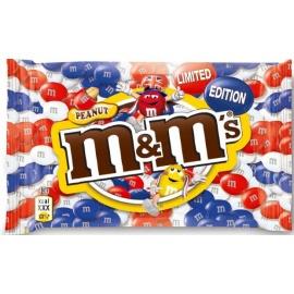 M & M'S PEANUT 45G (NEW BLUE)