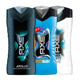 Axe SG Dimension 12x250ml