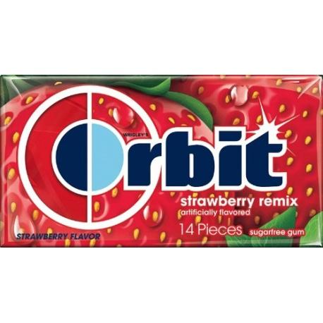 ORBIT PRO'MINTS MIXED BERRY 18G