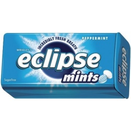 ECLIPSE S/FREE MINTS PEPPERMIN