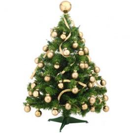 CHRISTMAS DECO.TREE SH.C/HLDER