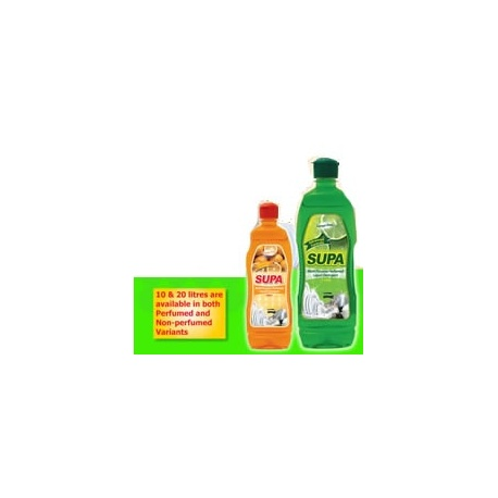 Supa Liquid Detergent