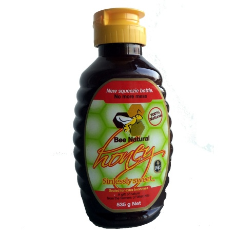Squeezie Bee natural Honey  500GRAMS