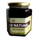 Bee Natural Honey Dark Amber Glass 500 GRAMS