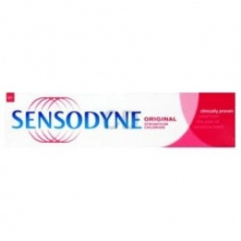 SENSODYNE TOOTHPASTE ORIGINAL 50ML