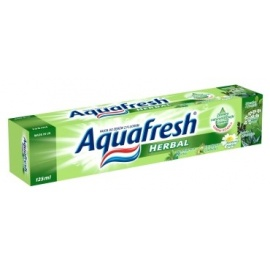 AQUAFRESH T/PASTE HERBAL 100ML