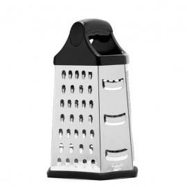 GRATER STAINLESS 6 SIDED BIG