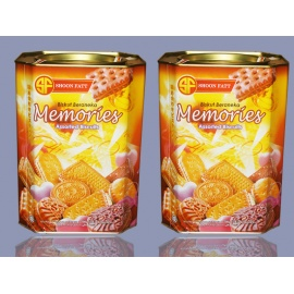 SHOON F/BISCUITS MEMORIES 800G