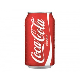 Coca cola Can Soda