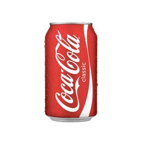 Coca cola Can Soda