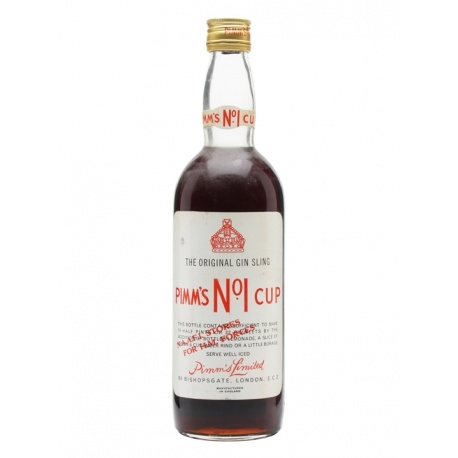 PIMMS NO 1 75CL